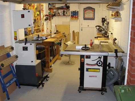 setting up a small woodworking shop one car garage workshop layout by papafran lumberjocks