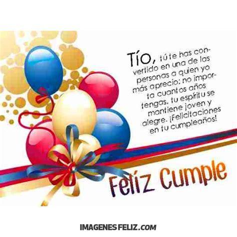 imagenes de feliz cumpleaños tio querido feliz cumplea 241 os t 237 o