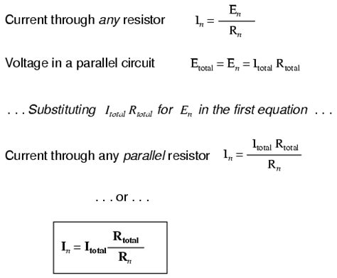 current through two resistors in parallel lessons in electric circuits volume i dc chapter 6