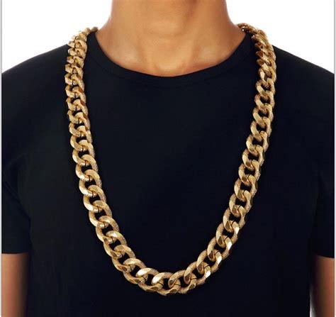 cadenas cubanas cadena chain cubana link gold gigante narco bling grillz