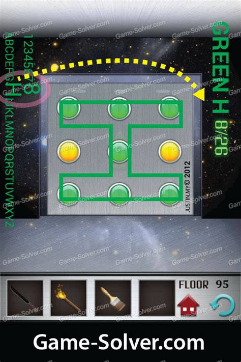 100 floors level 74 walkthrough android 100 floors level 95 game solver