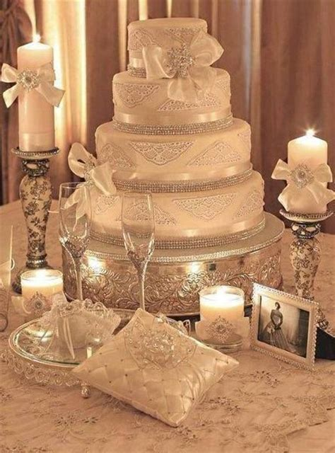 luxury wedding cake ideas  pinterest luxury