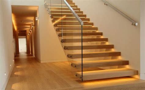contemporary staircases contemporary floating staircase stairs pinned by www