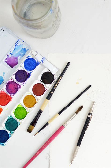 watercolor tubes tutorial tutorial getting the most out of your watercolors i
