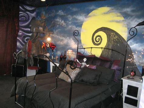 tim burton inspired bedroom mischievous delight