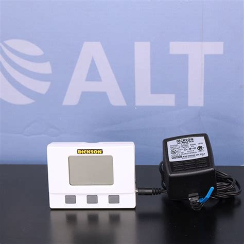 Data Logger Tm320 refurbished dickson display temperature and humidity