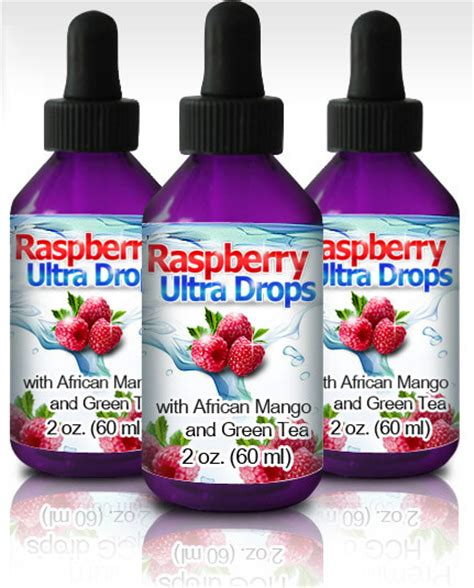 Hcg Detox Drops Side Effects by Raspberry Ultra Drops Review Update May 2018 18