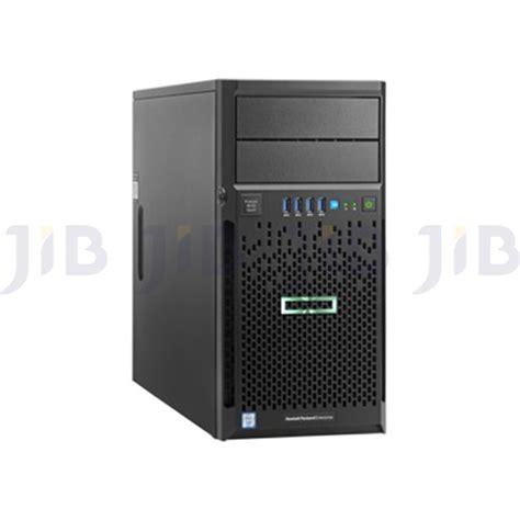 Server Tower Hp Ml30 Gen9 E3 1240v5 450gb 12g Sas 15k server เซ ร ฟเวอร hpe proliant ml30 gen9 e3 1240 v5