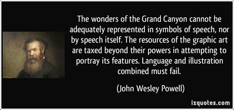 the wonders of language john wesley powell quotes quotesgram