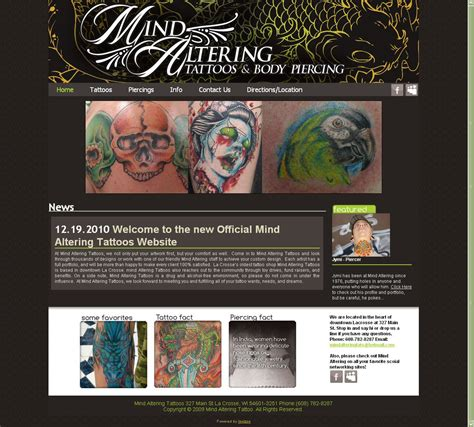 mind altering tattoos
