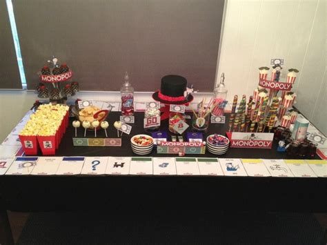 monopoly themed events best 25 monopoly themed parties ideas on pinterest