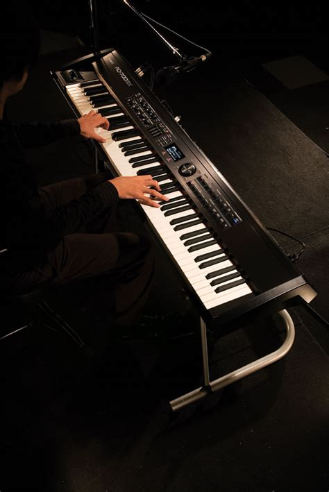 Keyboard Roland Rd 700gx roland rd 700gx digital stage piano