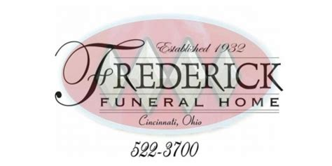 frederick funeral home in cincinnati oh nearsay