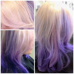 color underneath hair silver hair and hair colors ideas