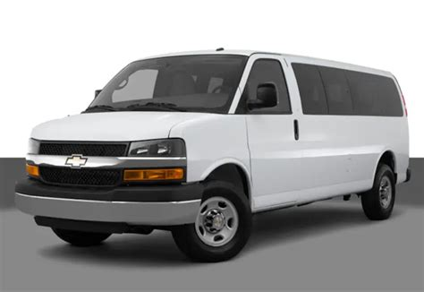 Chevrolet Express 2020 by 2020 Chevrolet Express 3500 Passenger Release Date