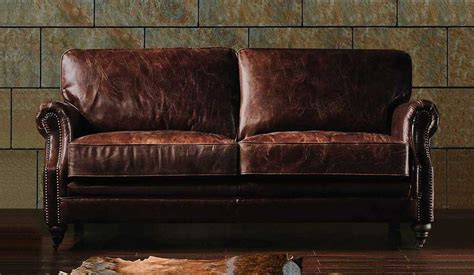 leather sofa portland portland vintage leather 3 seater sofa luxury delux deco