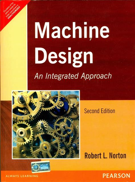 the layout book 2nd edition machine design an integrated approach 2 e 2nd edition