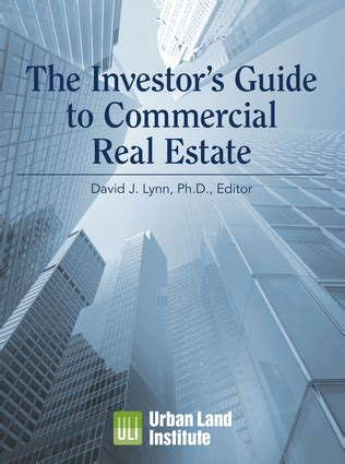 the comprehensive guide to commercial real estate investing everything you need to to succeed in the new world of open access commercial real estate investing books the investor s guide to commercial real estate