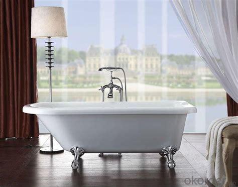 buy clawfoot bathtub buy modern acrylic clawfoot bathtub 8808 price size weight