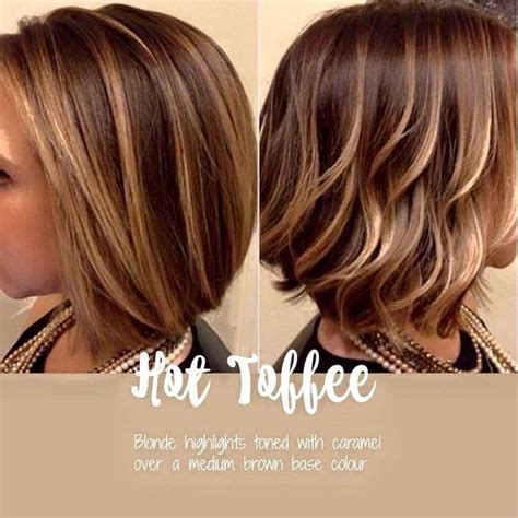 hairstyles for short highlighted blond hair 25 best ideas about short caramel hair on pinterest