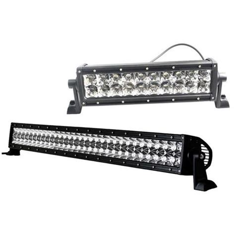 Other Lighting Accessories Aurora 4x4 Off Road 20 Quot Led 4x4 Led Light Bars