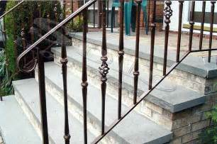 Outdoor Metal Handrail Exceptional Outdoor Metal Stair Railing Home Pinterest