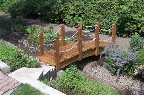 how to make a wooden bridge wood shed kits canada how to build a 50 foot bridge