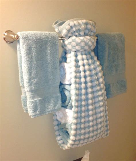 bathroom towel display ideas the 25 best ideas about towel display on