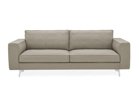 sectional fabric sofa square by calligaris design