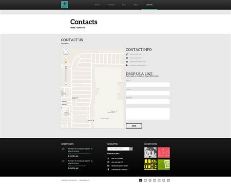 themeforest contact electra responsive multipurpose wordpress theme by