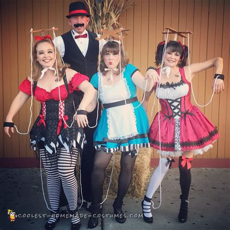 diy marionette costume coolest diy marionette puppet costumes and puppeteer costume