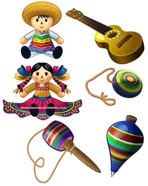 imagenes de juegos originales juguetes tipicos mexicanos para colorear png 701 215 881