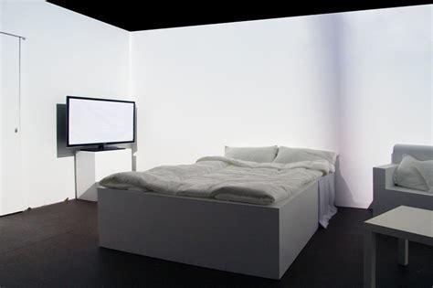 Un virtual tour des appartements Airbnb grâce à la projection 3D.