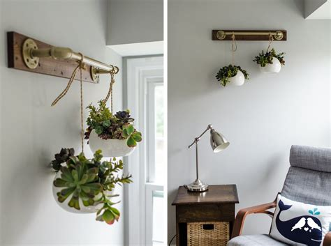 Plant Wall Hangers Indoor by Stylish Ways To Use Indoor Plants In Your Home D 233 Cor
