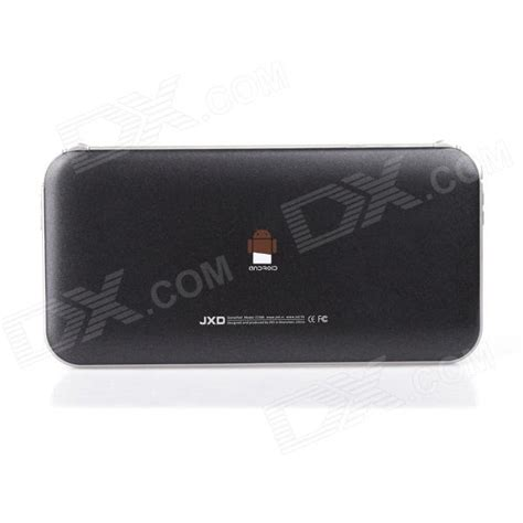 Jxd S7300b Smart Console 7 Inch Dual jxd s7300 7 quot dual android 4 1 smart console smart mobile power set black white