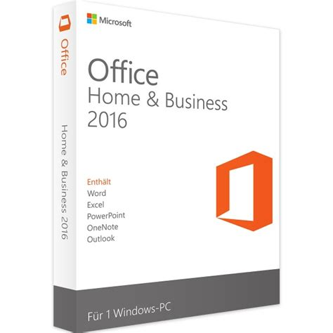 Microsoft Office Home And Business 2013 21 by Microsoft Office Home And Business 2016 G 252 Nstig Kaufen