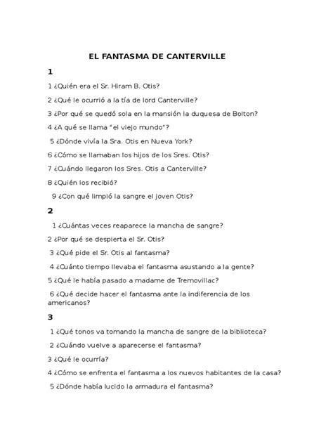 El Fantasma de Canterville_preguntas