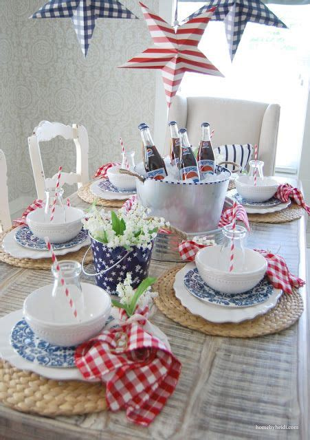 room decorating decor:  images about stars and stripes red white and blue home decor
