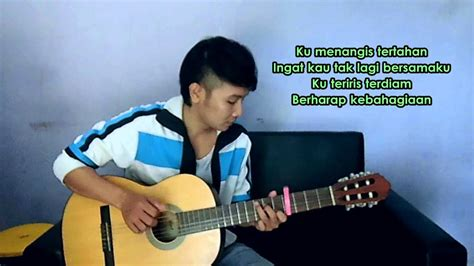 Tutorial Nathan Fingerstyle | supernova sayang nathan fingerstyle youtube