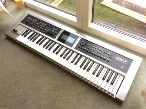 Keyboard Roland Gw 7 roland gw 7 keyboard synthesizer workstation silver for
