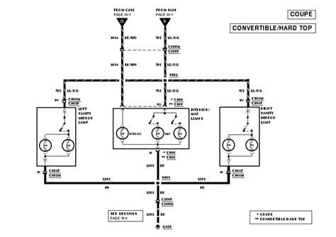 solved wiring diagram for 1999 ford mustang fixya