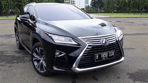 lexus indonesia menguji lexus rx200t