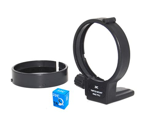 Tripod Mount Ring B Black tr 2 tripod mount ring replaces canon tripod mount ring b jjc