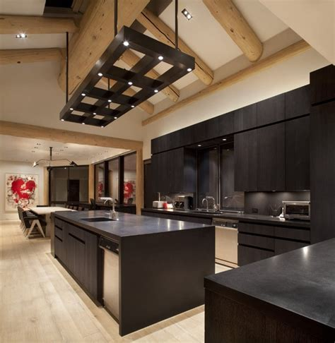 Awesome Kitchen Designs 47 Awesome Masculine Kitchen Designs Digsdigs