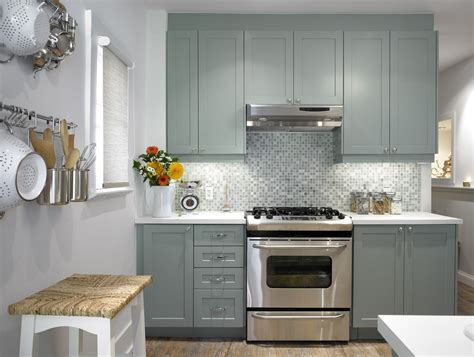 Paint Kitchen Cabinets White Before And After French Gray Kitchen Cabinets Quicua Com