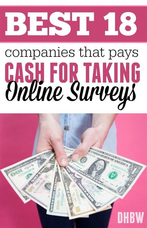 Earn Money Taking Surveys - 17 best images about legitimate work from home jobs for