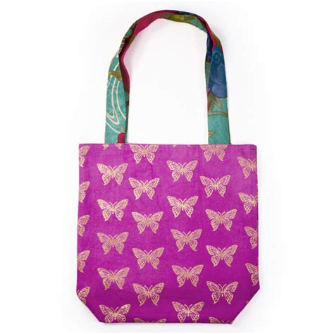 Ready Stock New Arrival Ch 3d Tote Bag Set 2 In 1 metallic butterfly tote more than a mission