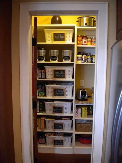 pantry organization inspiration organizing made fun great pantry ideas love the open vs unopened snacks bins
