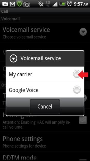 how to set up voicemail on android phone for your recording pleasure how to set up voicemail on android