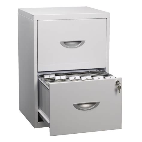 Two Door Filing Cabinet Soho 2 Drawer Filing Cabinet White